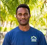 Jowave Nauluwavu, South Pacific Eco-Lodge Program Manager
