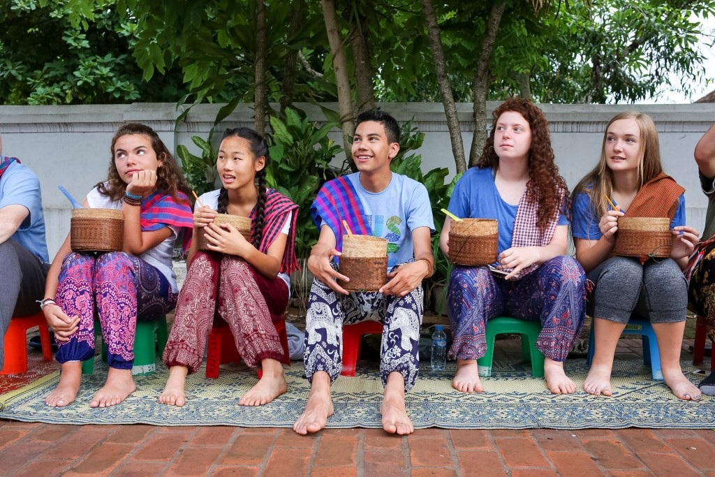 Students on Travel in SE Asia